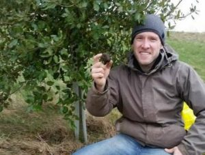 First UK truffle - cultivated
